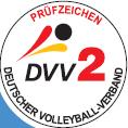 Volleyball-Turniernetze DVV-2 geprüft