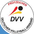 Volleyball-Turniernetze DVV geprüft